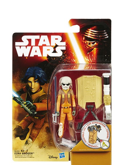 Star Wars Actionfigur - Rebels - Ezra Bridger