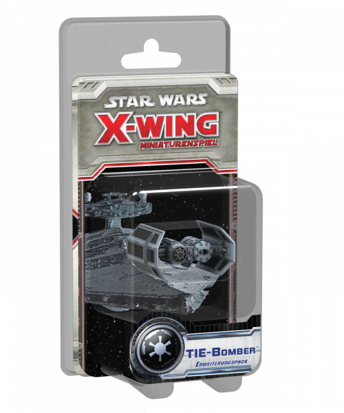 Star Wars X-Wing: TIE-Bomber Erw.-Pack - FFG - Deutsch
