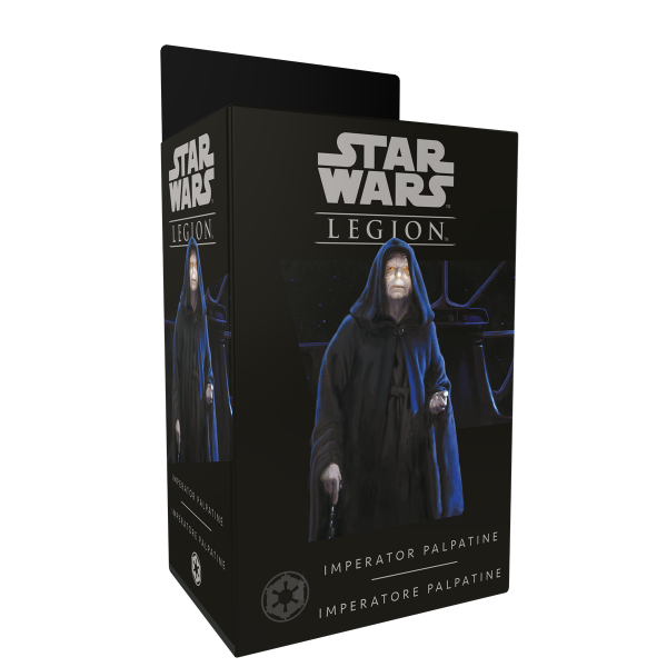 Star Wars Legion: Imperator Palpatine - Erweiterung DE/IT