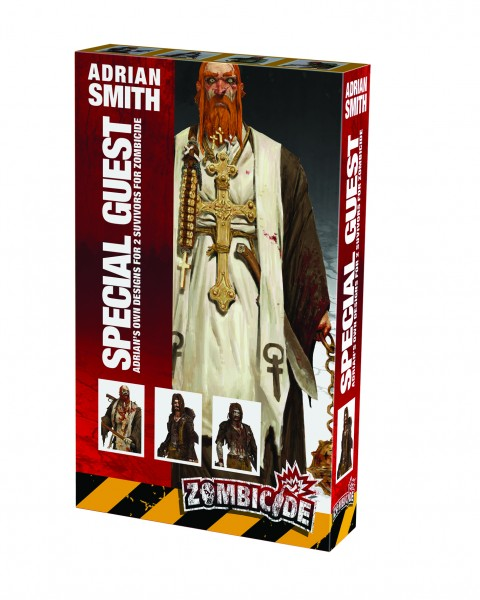Zombicide Special Guest Adrian Smith